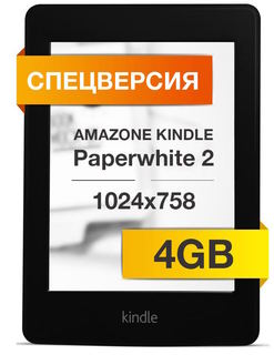 Электронная книга Kindle Paperwhite (2013)