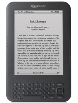 Kindle Keyboard 3