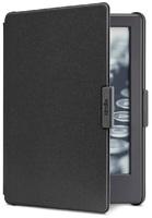 Обложка Leather Cover magnetic (черный) для Kindle 8 фото