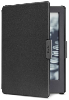 Обложка для Kindle 8 Leather Cover magnetic (черный)