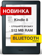 Kindle 8 Black (2017)