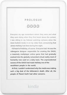 Kindle 10 (2019) Белый