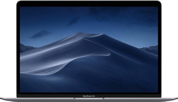 "Ноутбук Apple MacBook Air 13"" 2019 MVFH2 (серый космос)"
