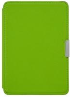 Обложка Leather Cover для Kindle Paperwhite (зеленый) фото