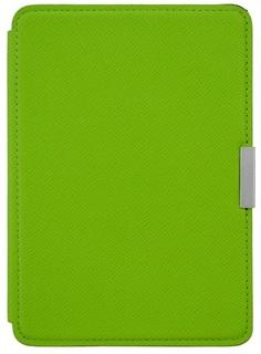 Обложка Leather Cover для Kindle Paperwhite (зеленый)