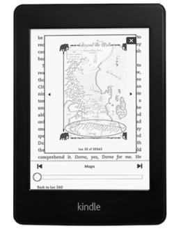 Kindle Paperwhite 2 (2013) 2Gb