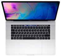 "Ноутбук Apple MacBook Pro 15"" 2019 MV922 (Серебристый), i7, 16ГБ, 256ГБ"