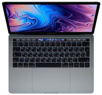 "Ноутбук Apple MacBook Pro 13"" Touch Bar 2019 MV962 (Серый космос) 2400 МГц"