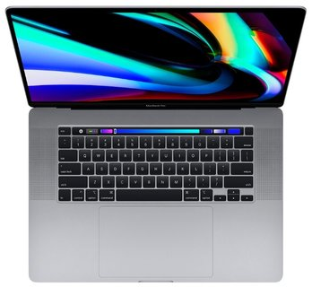 "Ноутбук Apple MacBook Pro 16"" 2019 Z0XZ001FK (Серый космос), i7, 16 ГБ, 512ГБ, Radeon Pro 5500M 4ГБ"