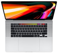 "Ноутбук Apple MacBook Pro 16"" 2019 MVVL2 (серебристый), i7, 16 Гб, 512 Гб"