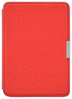 Обложка Leather Cover для Kindle Paperwhite (красный) фото