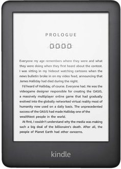 Kindle 9 10th (2019) Black