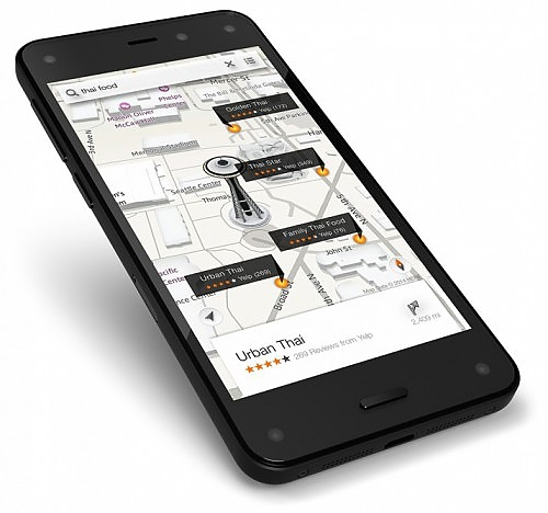 prezentuet amazon fire phone