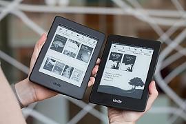 Новости и обзоры электронных книги Amazon KIndle