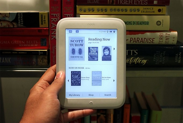 novij nook glowlight ili kindle paperwhite 5
