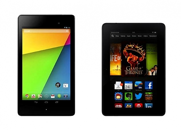 amazon kindle hdx vs nexus 7