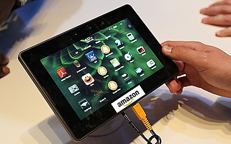 test kindle fire canada