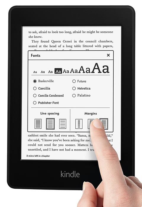 amazon kindle paperwhite ili kobo aura 22