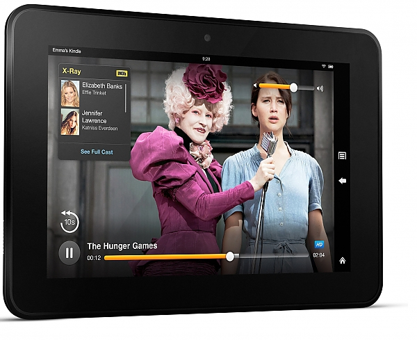 x-ray в kindle fire hd