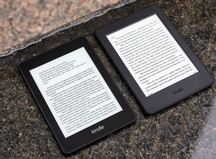 paperwhite kindle 2018